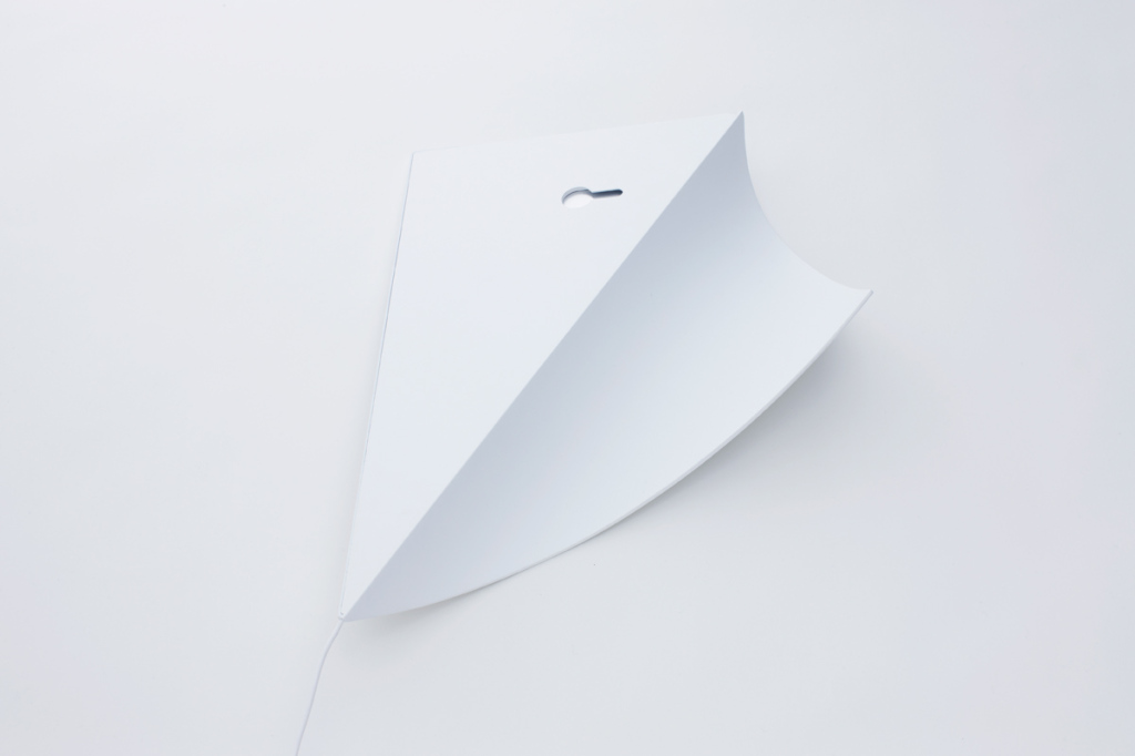 OLED-Wandlampe aus Japan: Peel von YOY (Bild: YOY)