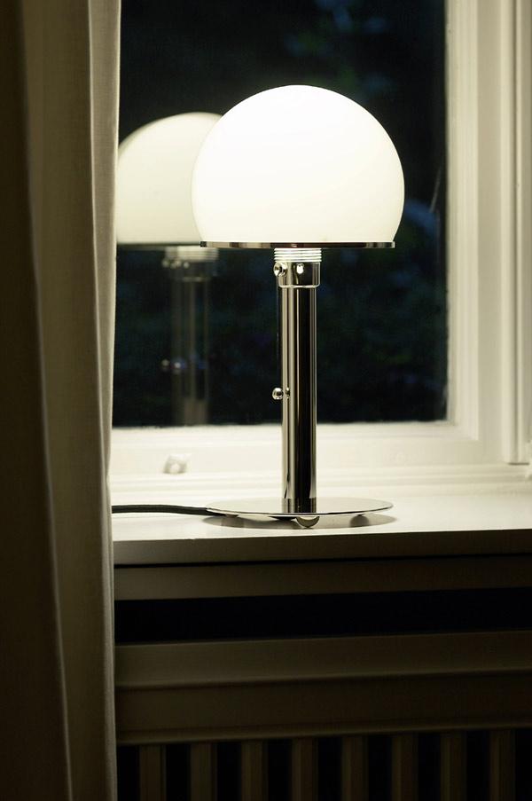 Der Bauhaus Stil 5 Beruhmte Bauhaus Lampen