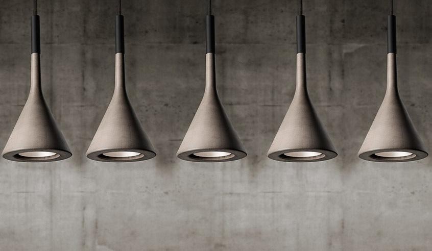 Betonlampen 10 Elegante Designlampen Aus Beton