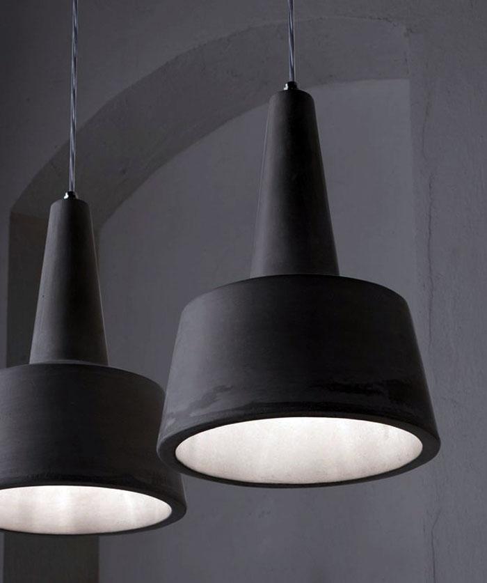Betonlampen: 11 elegante und exklusive Designlampen aus Beton