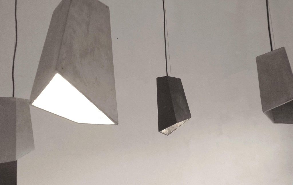 Concrete Lamp Pendant (Bildquelle: 20eight / Facebook)