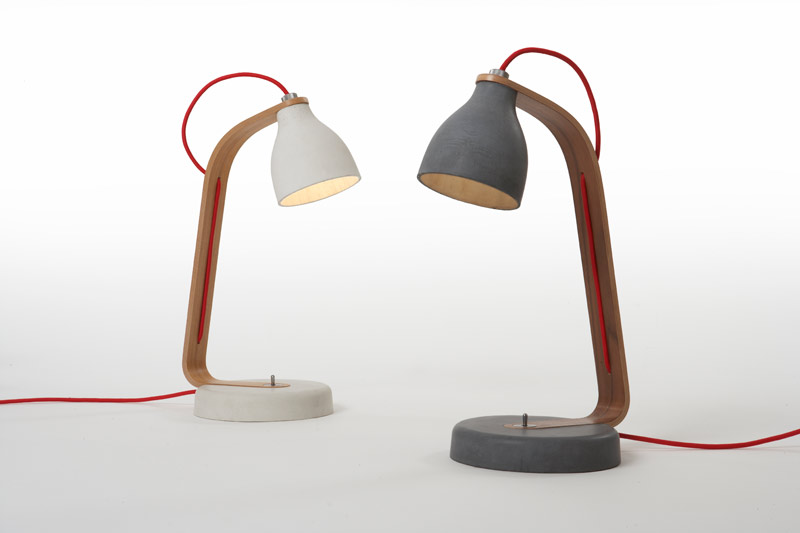 Heavy Desk Lamp (Bildquelle: Benjamin Hubert)