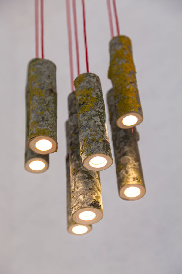 Holzlampen: 7 tolle Designlampen aus Holz