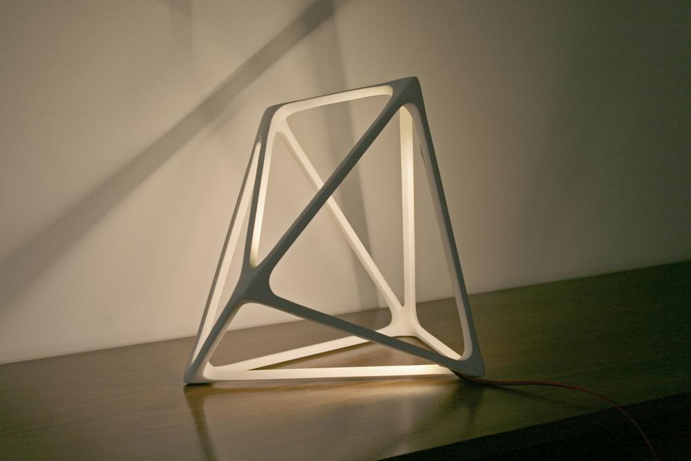 molecula von benjamin migliore skulptur und designlampe in einem. Black Bedroom Furniture Sets. Home Design Ideas