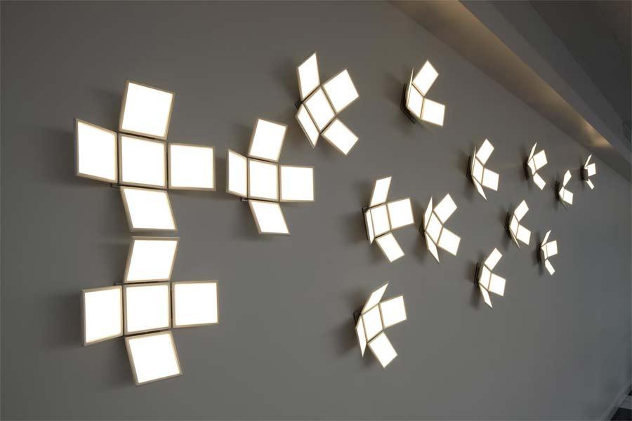 Revel: OLED-Lampe (Bildquelle: Acuity))