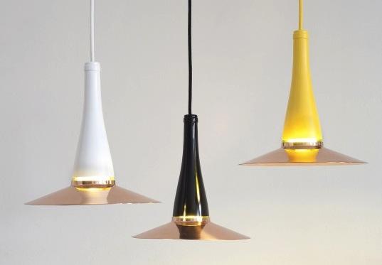 LaFlor-Lampe von Lucirmás (Bildquelle: Lucirmás)