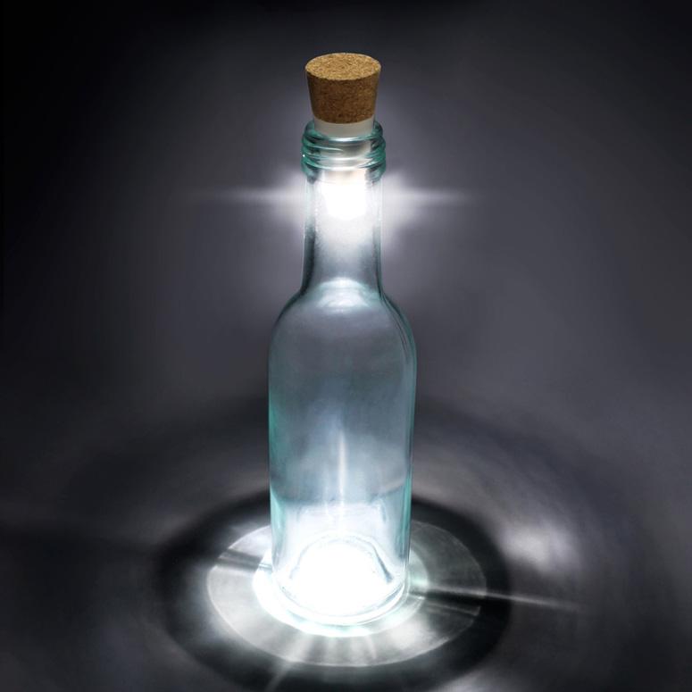 Korklicht für Flaschen (Bildquelle: greenhead.com)korklicht