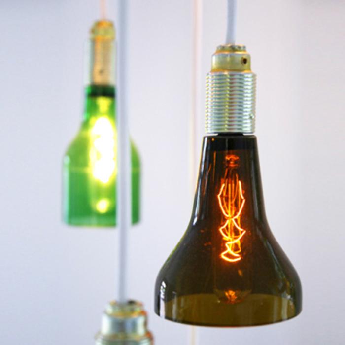 Flaschenlampe von kixberlin (Bildquelle: kixberlin)