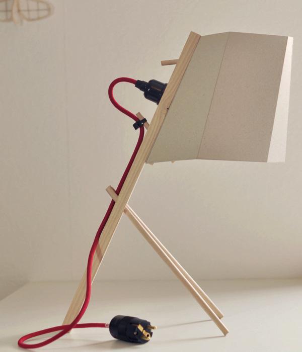 """Fuchen""-Lampe von Hong-sheng Chen (Bildquelle: yankodesign)"