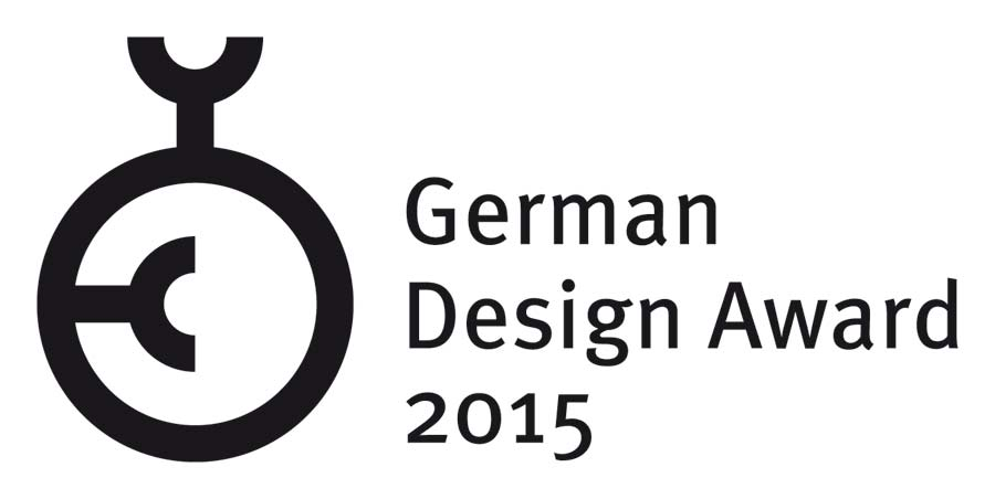 German Design Award 2015: Logo (Bildquelle: German Design Award)