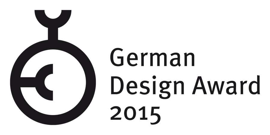 German Design Award 2015: Logo (Bildquelle: German Design Award)