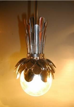 lampen selbermachen 20 diy lampenideen zum nachbasteln. Black Bedroom Furniture Sets. Home Design Ideas