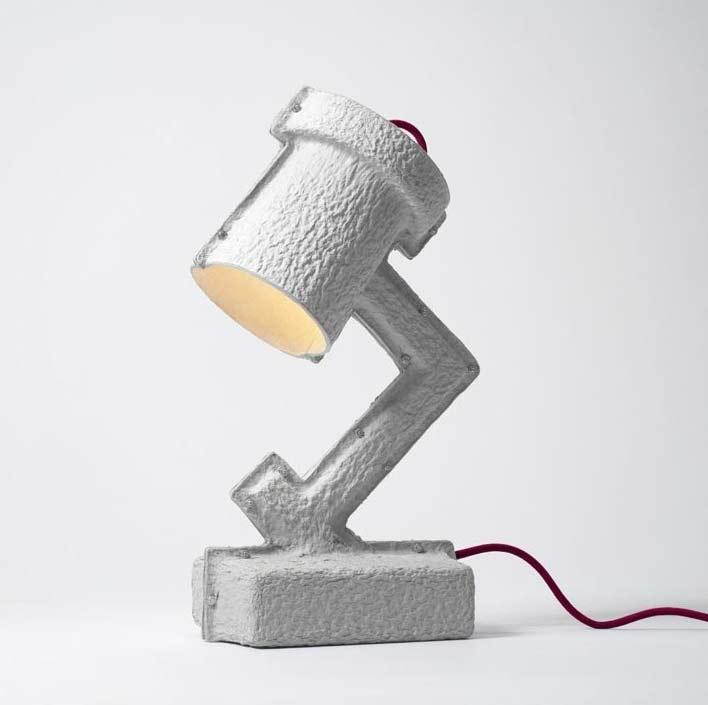 """""""Trash Me""""-Lamp von Victor Vetterlein (BIldquelle: 2modern.com)"""