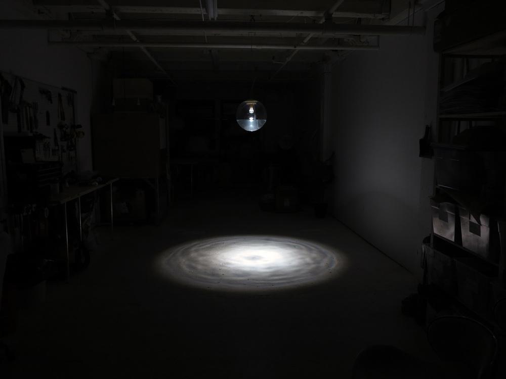 """""""Rain Lamp"""" von Richard Clarkson (Bild: Richard Clarkson)"""
