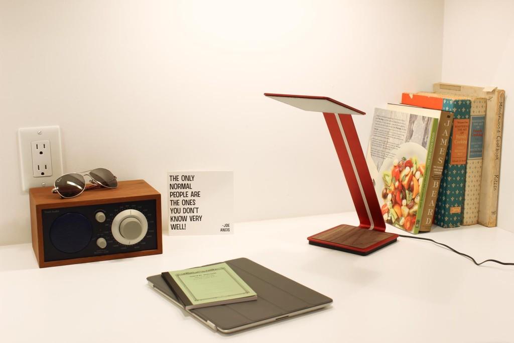 """""""Aerelight"""": OLED-Lampe von OTI Lumionics (Bild: OTI Lumionics)"""