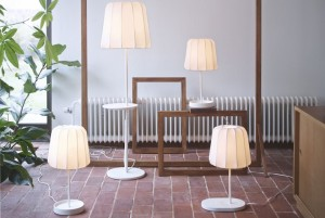 Ikea-Lampen zum kabellosen Aufladen (Bild: Ikea)