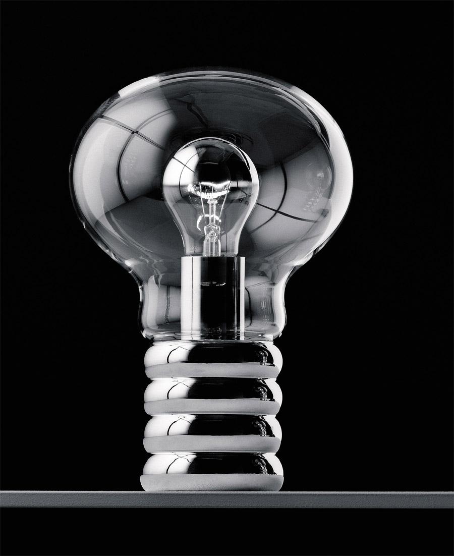 """""""Bulb"""" von Ingo Maurer (1966)"""