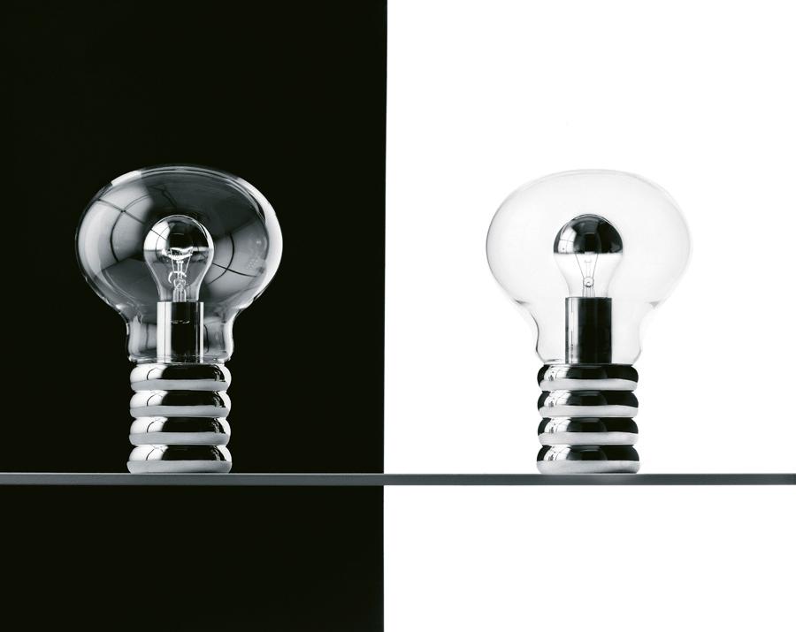 """Designklassiker """"Bulb"""" von Ingo Maurer (Foto: Ingo Maurer GmbH, München)"""