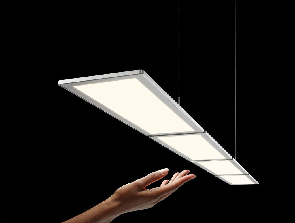 Oviso: OLED-Lampe von Ribag (Bildquelle: Ribag)
