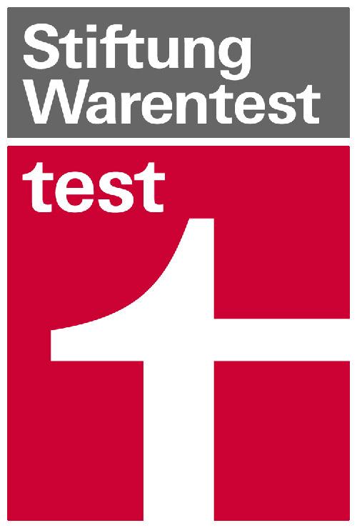 ^Stiftung Warentest: Logo