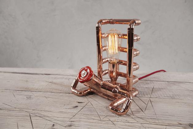 Statt Selbermachen 15 Steampunk Lampen
