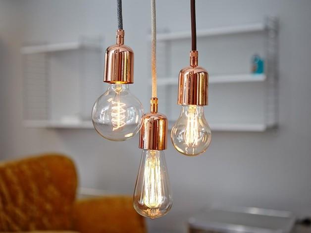 Industrial Leuchte (Bild: Dawanda)