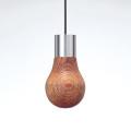 """Wooden Lightbulb"" von Ryosuke Fukusada (Foto: Ryosuke Fukusada)"