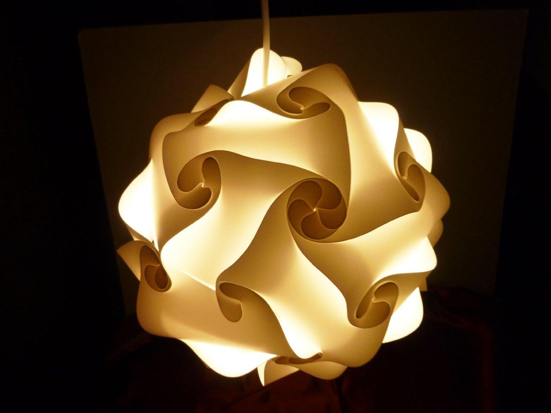 "Lampenschirm ""Lampada Romantica"" (Foto: Amazon Partnerprogramm)"