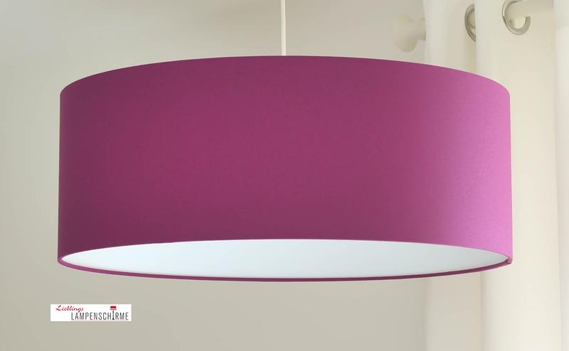 """""""Lounge""""-Lampenschirm von Lieblings-Lampenschirme (Foto: Lieblings-Lampenschirme via Dawanda)"""