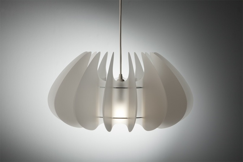 "Lampenschirm ""Michelle"" von Norla Design (Foto: Norla Design via Dawanda)"