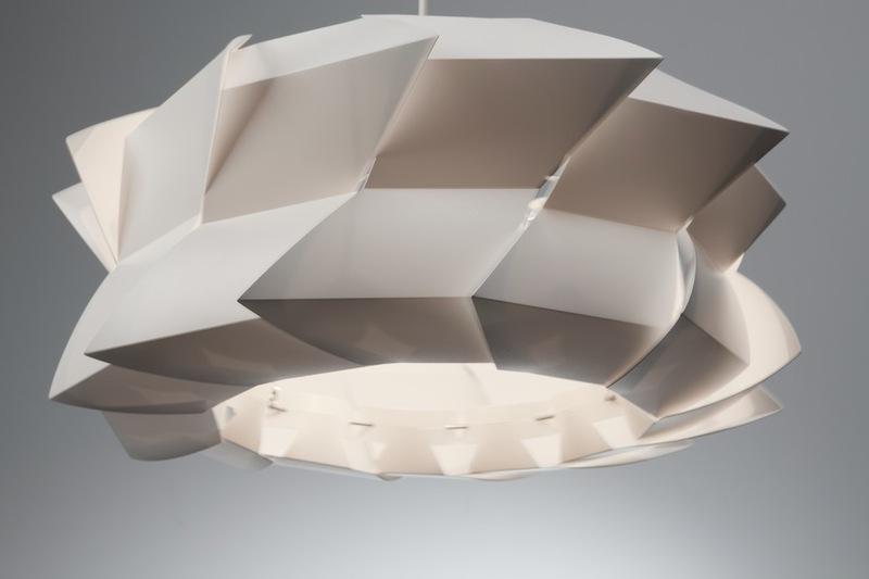 """""""Quartz""""-Lampenschirm von Norla Design (Foto: Norla Design via Dawanda)"""