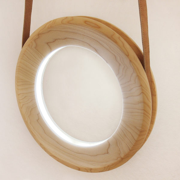 """Halo Lamp"" von Kjartan Oskarsson (Foto: Kjartan Oskarsson)"