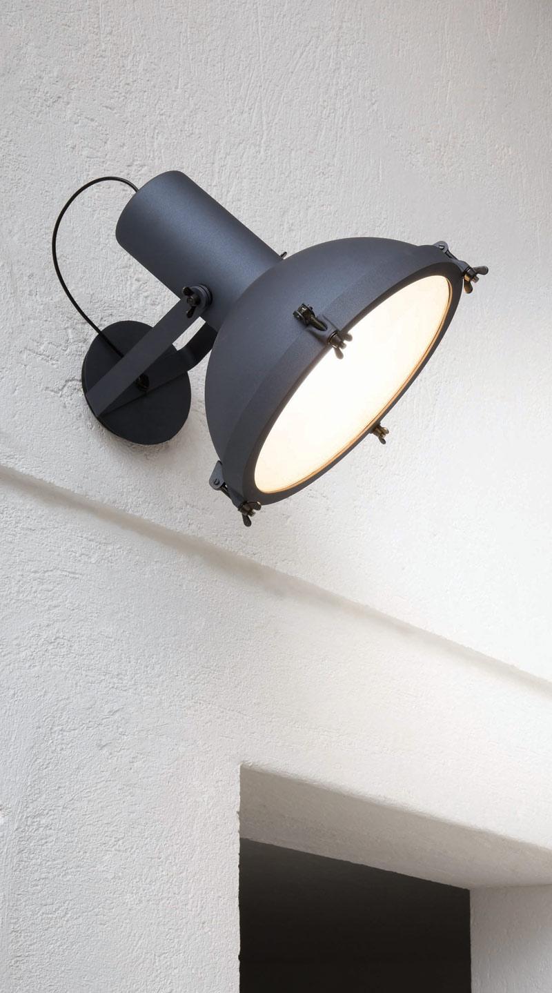 """""""Projecteur 165 Wall/Ceiling"""" von Le Corbusier (Foto: Nemo)"""