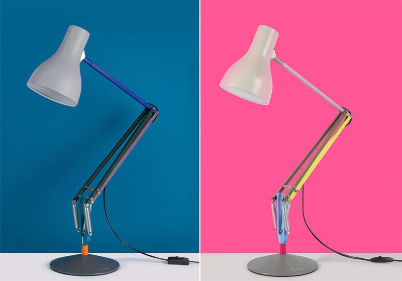 """Type 75 Desk Lamp"" von Paul Smith für Anglepoise® (Foto: Anglepoise®)"