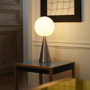 tischleuchte giacol von zava luce design doch selbst kult lampen. Black Bedroom Furniture Sets. Home Design Ideas