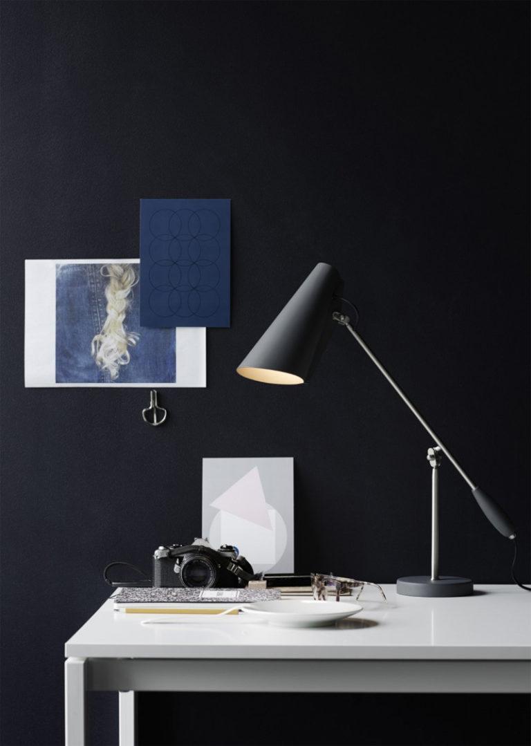 """""""Birdy""""-Tischleuchte von Birger Dahl (Foto: Northern Lighting)"""