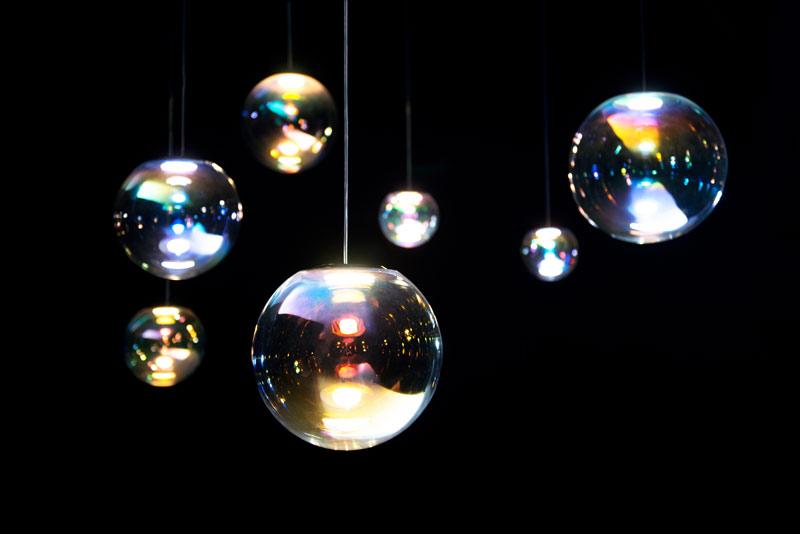 """OLED-Lampe: """"Iris"""" von Neo/Craft (Foto: Neo/Craft)"""
