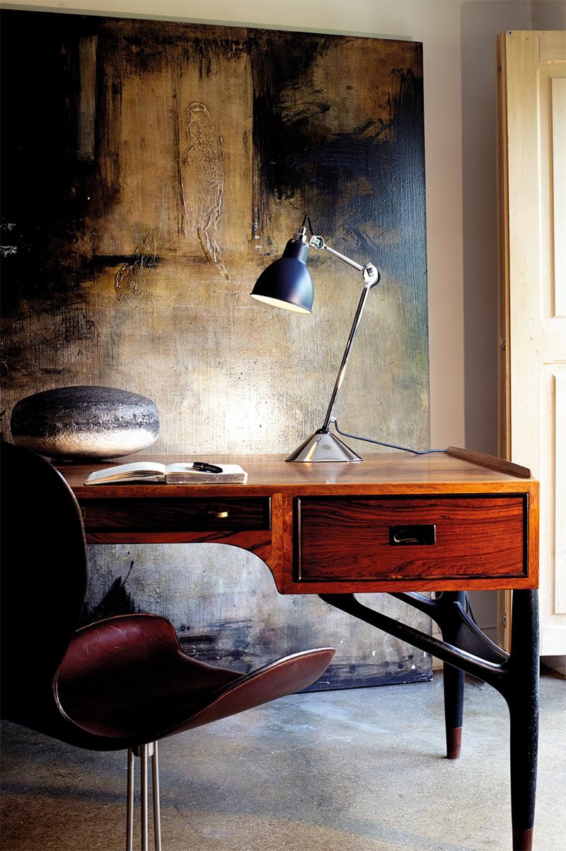 """La Lampe Gras"""" von Bernhard Albin-Gras (Bild: DCW édition)"""
