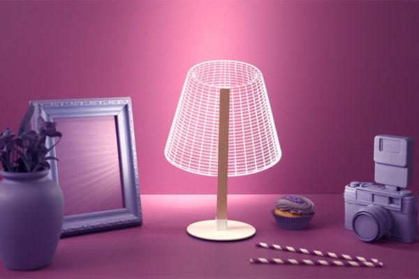 """Bulbing Lamp"" von Studio Cheha (Foto: Studio Cheha)"