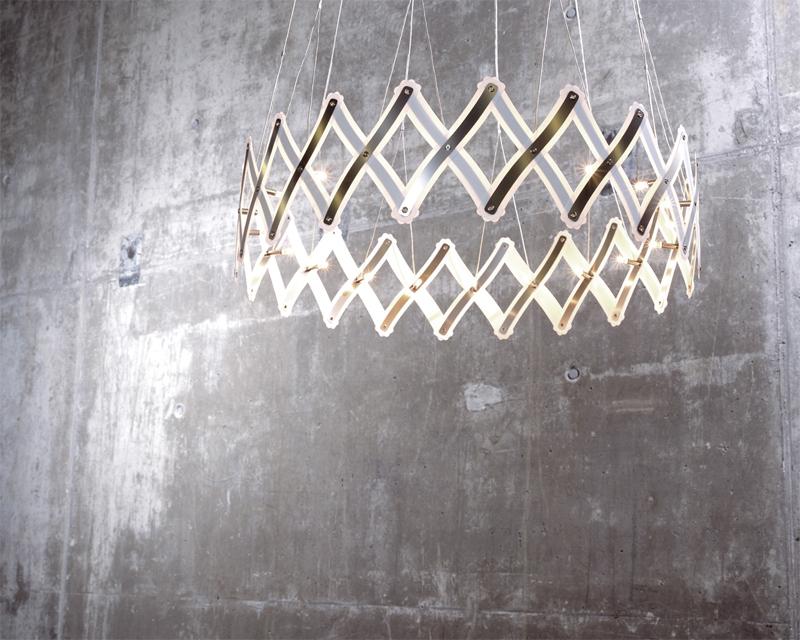 """""""Zoom"""" von Floyd Paxton für serien.lighting (Bild: serien.lighting)"""
