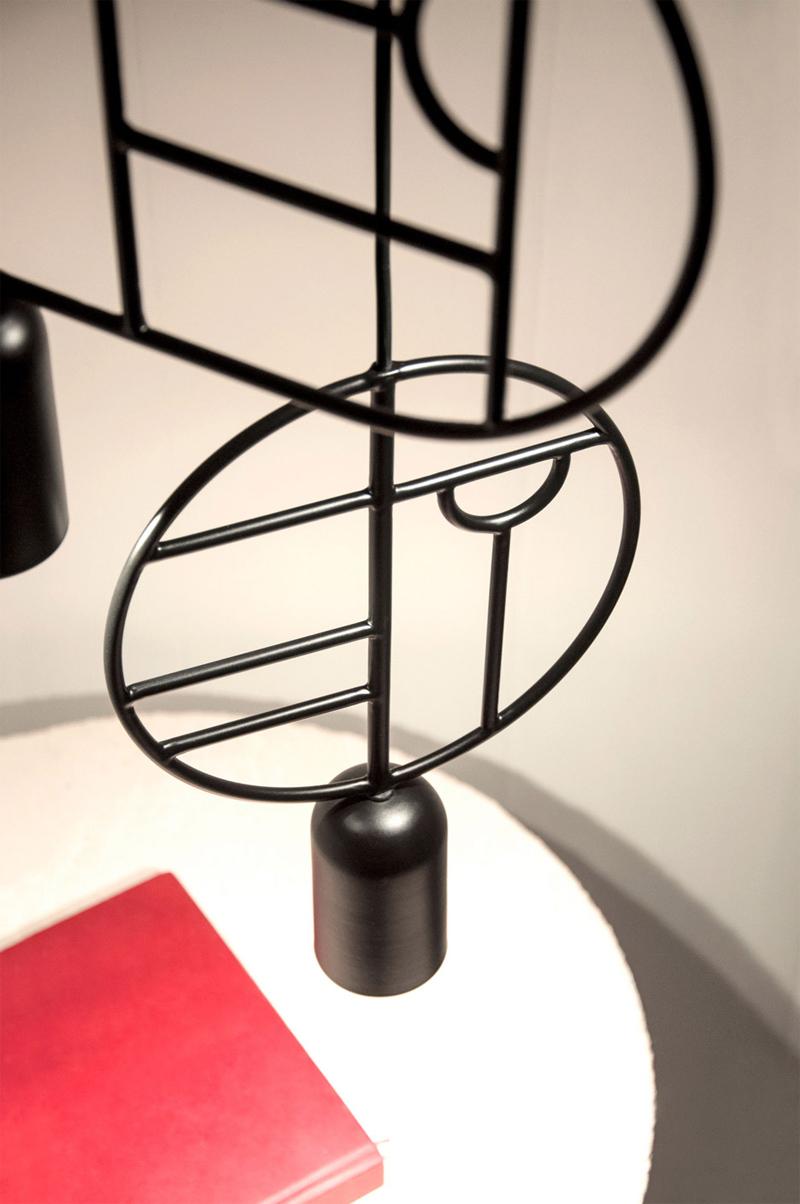 """Ein Bild von """"Lines & Dots"""" von Goula / Figuera."""