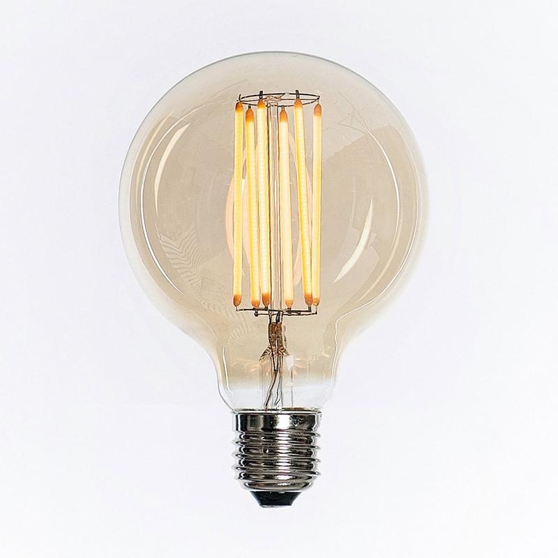 PureLume™ LED Edison Masterglobe (Bild: Amazon)