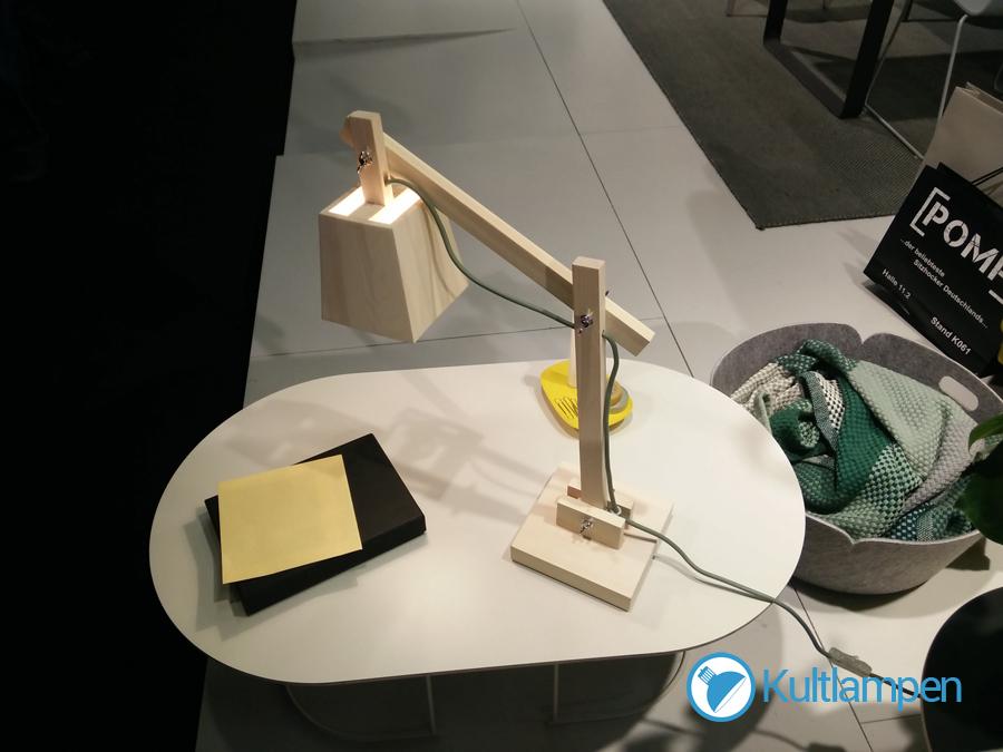 """""""Wood Lamp"""" von Muuto"""