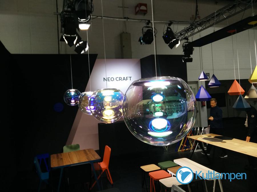 """""""Iris""""-Designlampe von NeoCraft"""