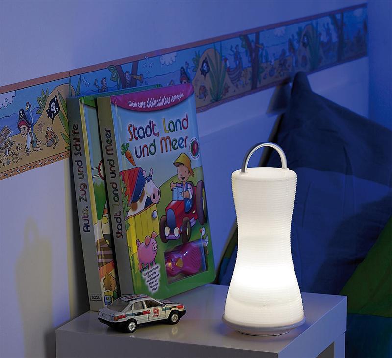 LED Tischleuchte von Lunartec