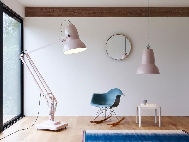 gartenbeleuchtung anglepoise als au enlampe kult lampen. Black Bedroom Furniture Sets. Home Design Ideas