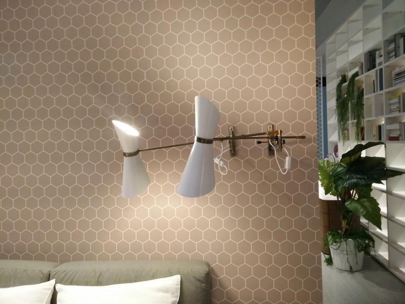 design lampen klassiker trendy belux leuchte modell stele aluminium dimmer design klassiker in. Black Bedroom Furniture Sets. Home Design Ideas