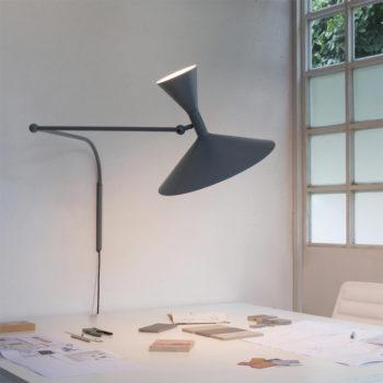 """Lampe de Marseille""-Designerleuchte von Le Corbusier (Bild: Nemo)"
