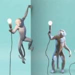 """Du kriegst 'nen Affen: """"Monkey Lamp"""" von Seletti"""