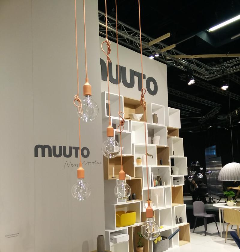 """E27""-Leuchte von Muuto (Foto: kult-lampen.de)"